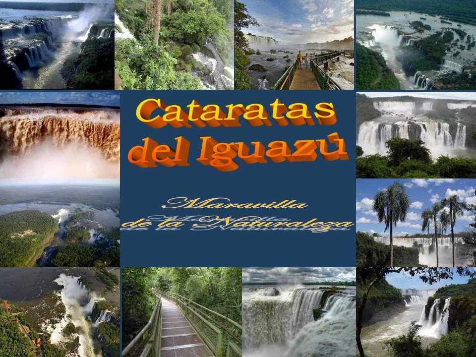 Cataratas del Iguazú Maravilla de la Naturaleza