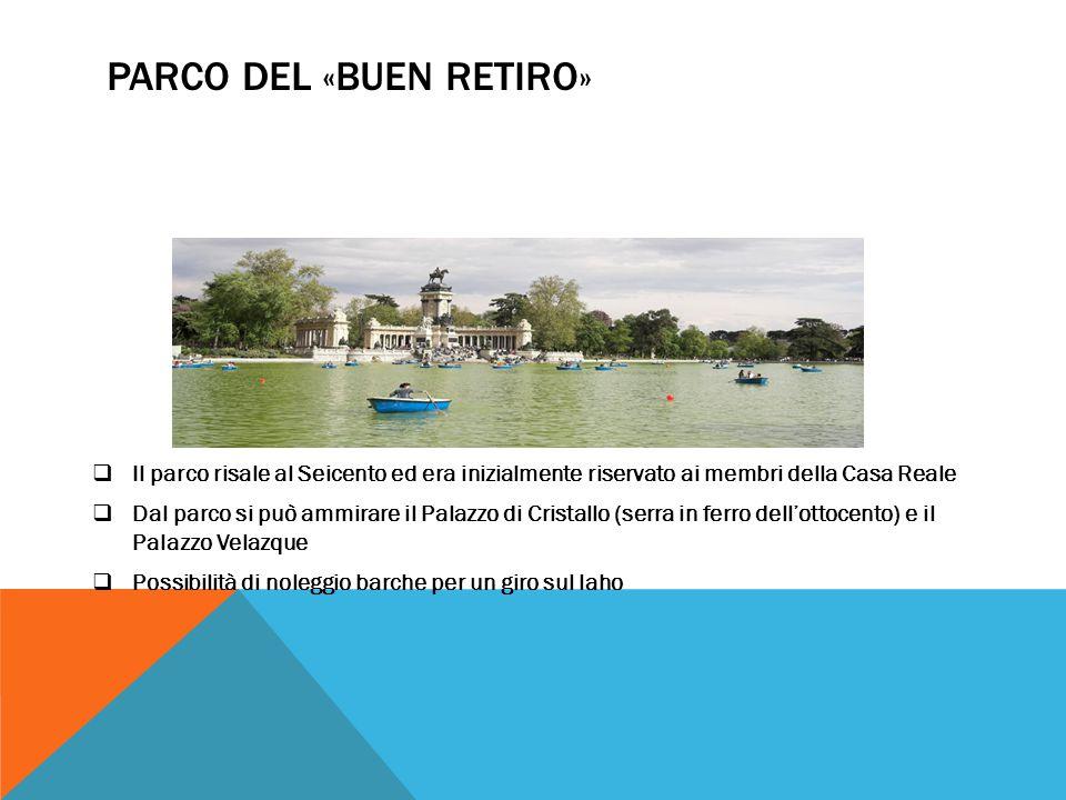 Parco del «Buen Retiro»