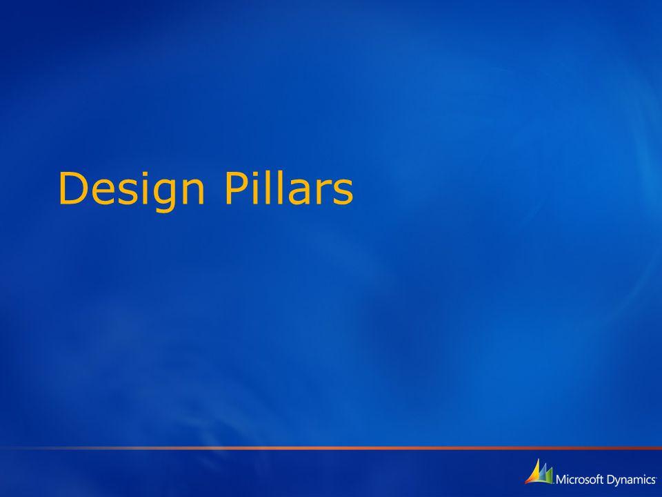 Design Pillars
