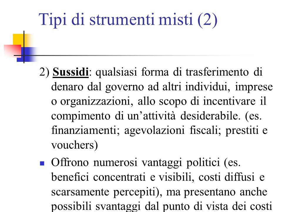 Tipi di strumenti misti (2)