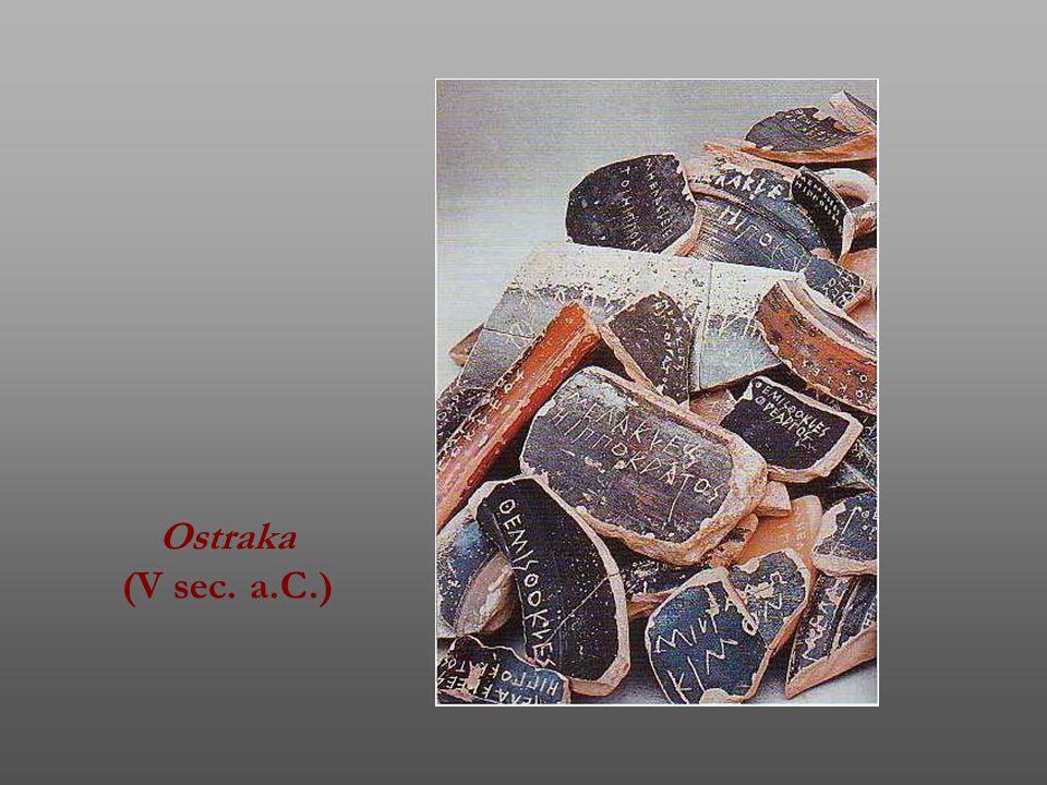Ostraka (V sec. a.C.)