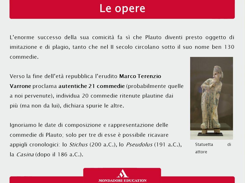 Le opere 12/01/13.