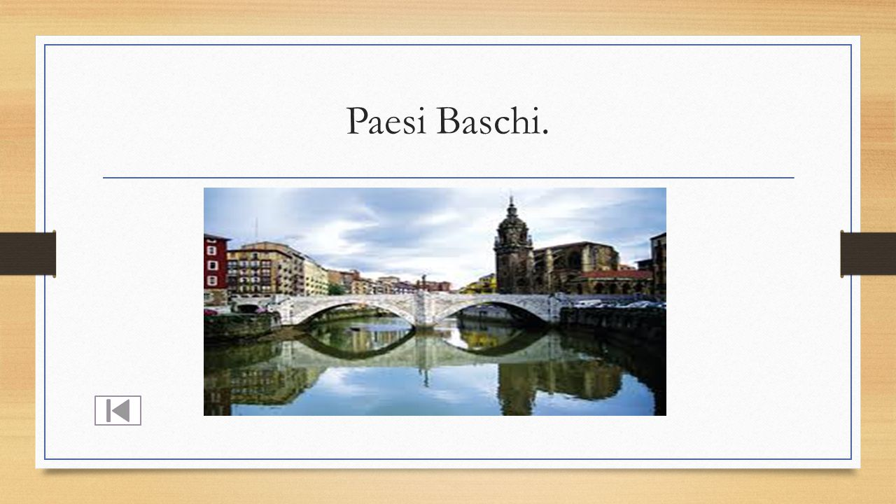 Paesi Baschi.
