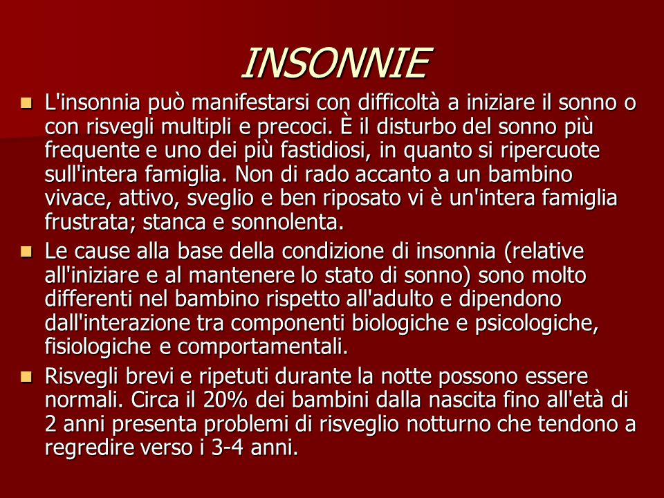 INSONNIE