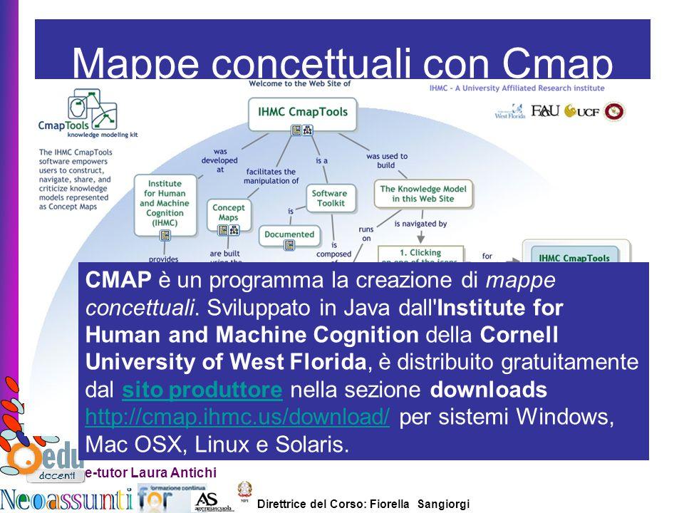 Mappe concettuali con Cmap
