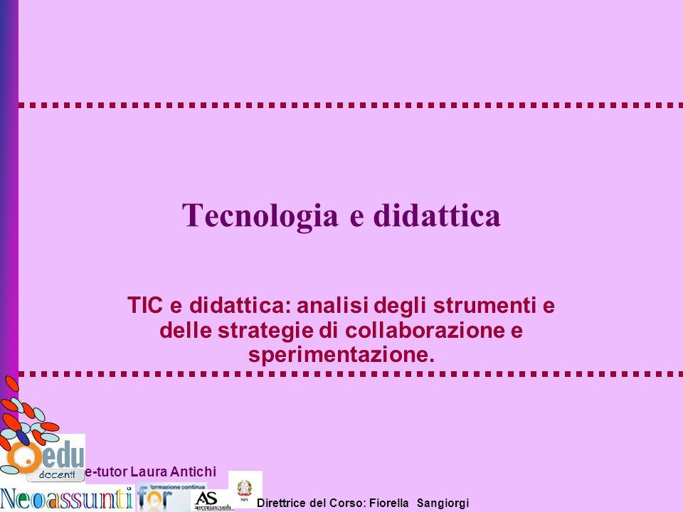 Tecnologia e didattica
