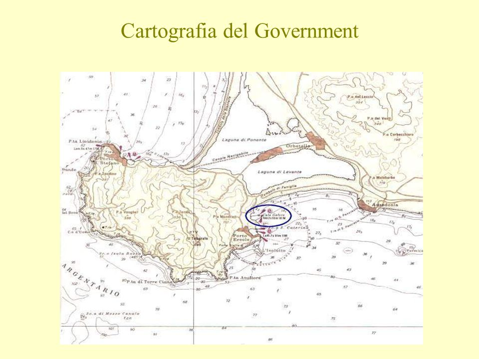 Cartografia del Government