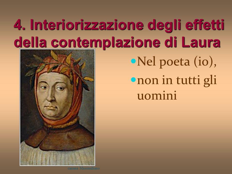 4. Interiorizzazione degli effetti della contemplazione di Laura