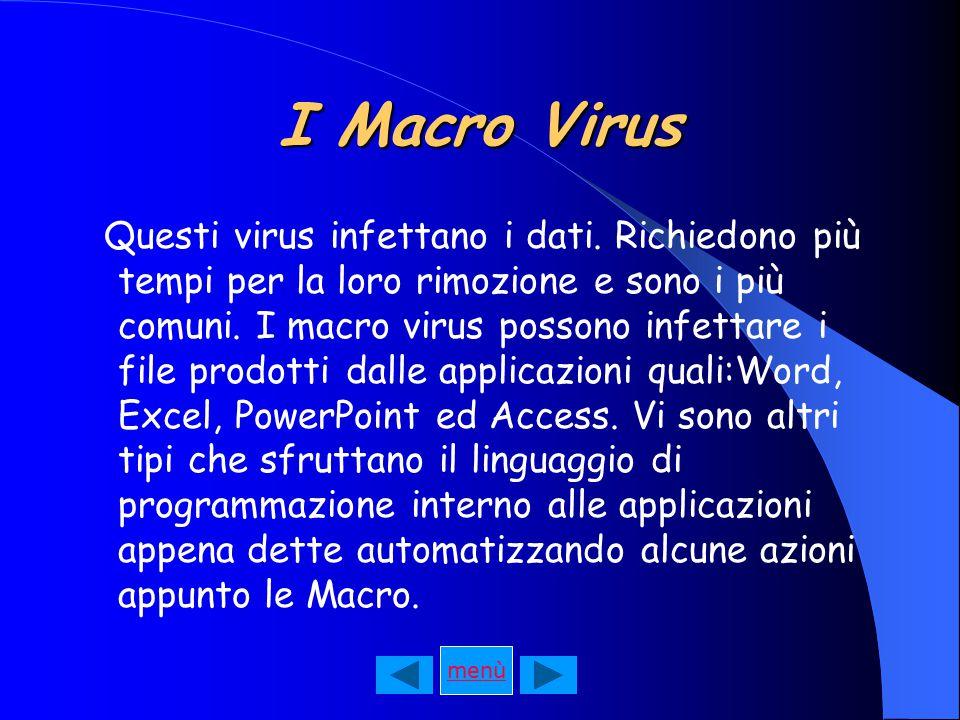 I Macro Virus