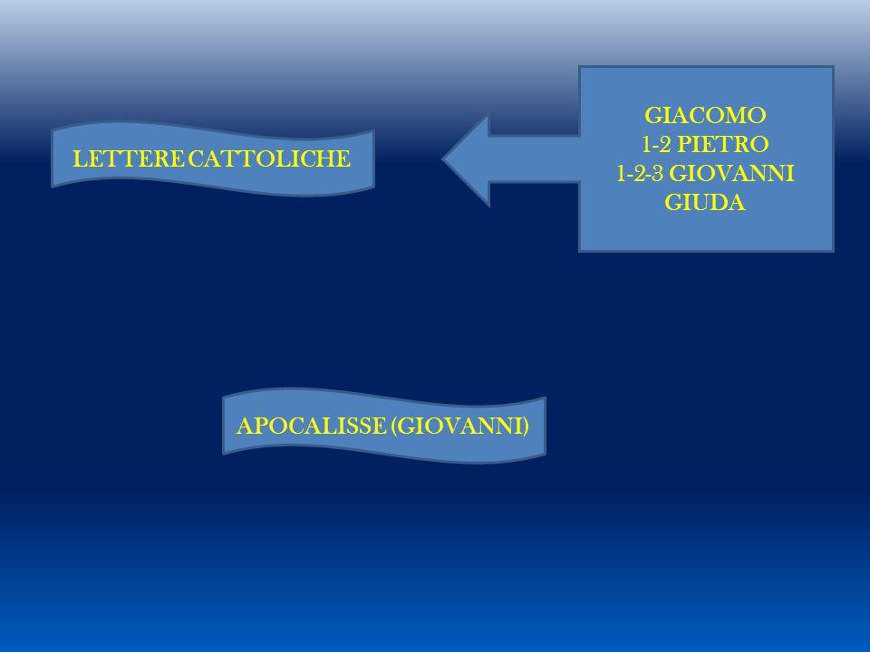 APOCALISSE (GIOVANNI)