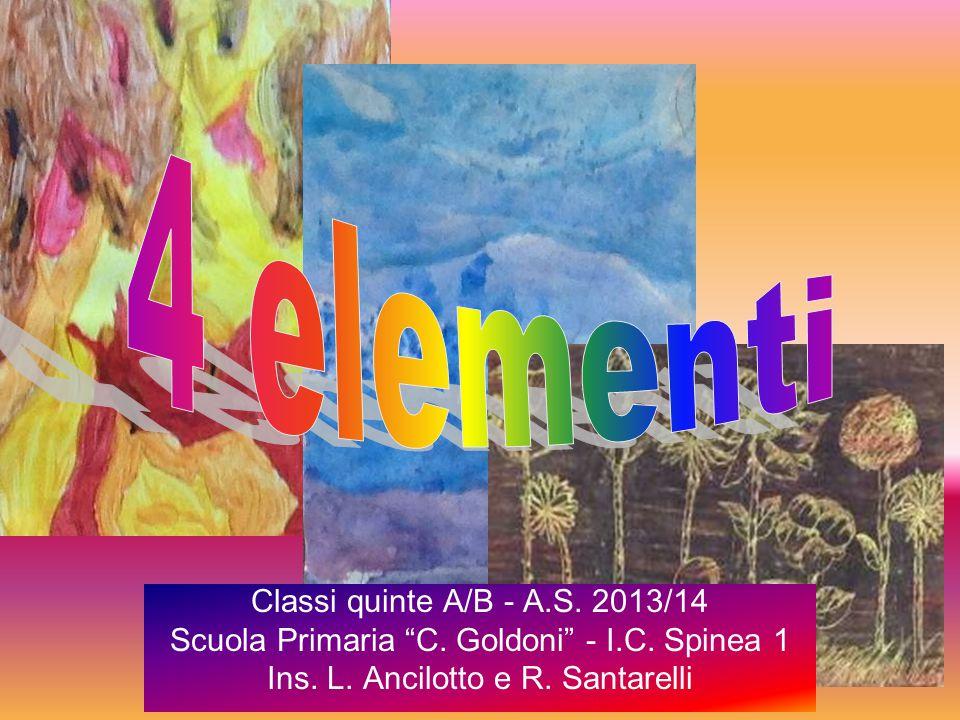 4 elementi Classi quinte A/B - A.S. 2013/14