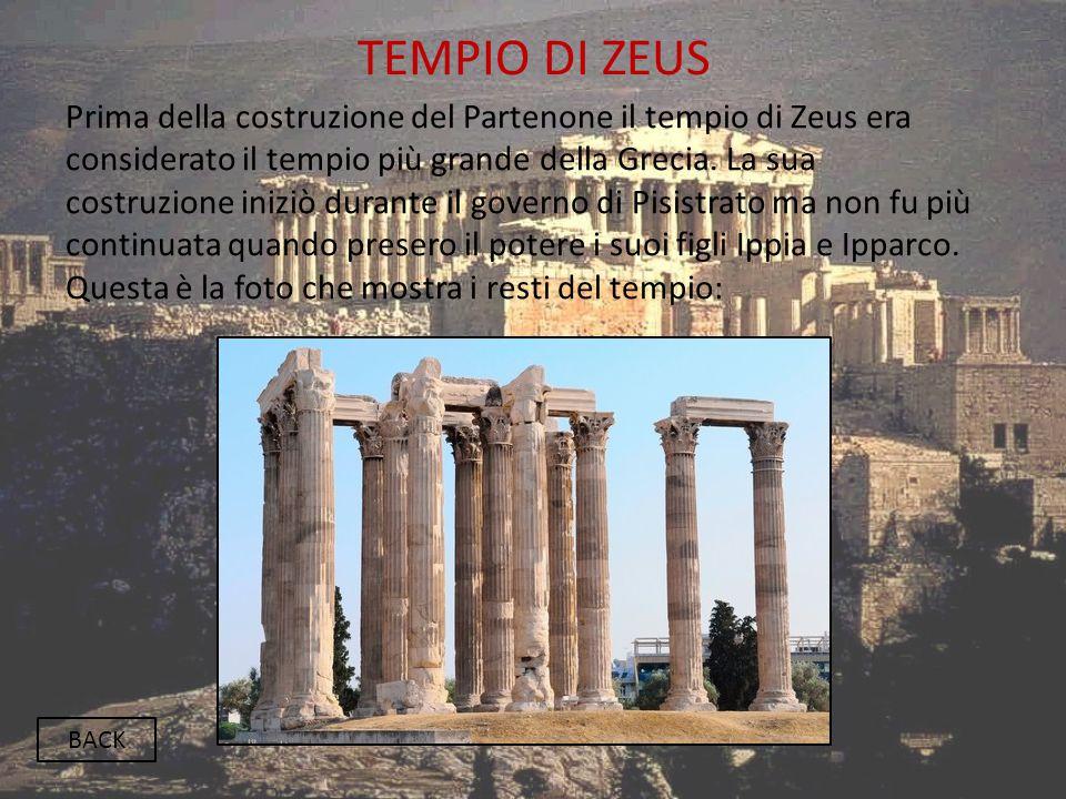 TEMPIO DI ZEUS