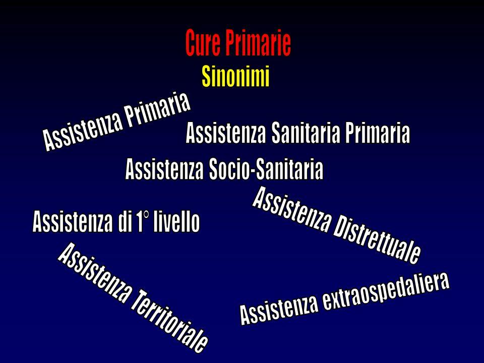 Assistenza Sanitaria Primaria