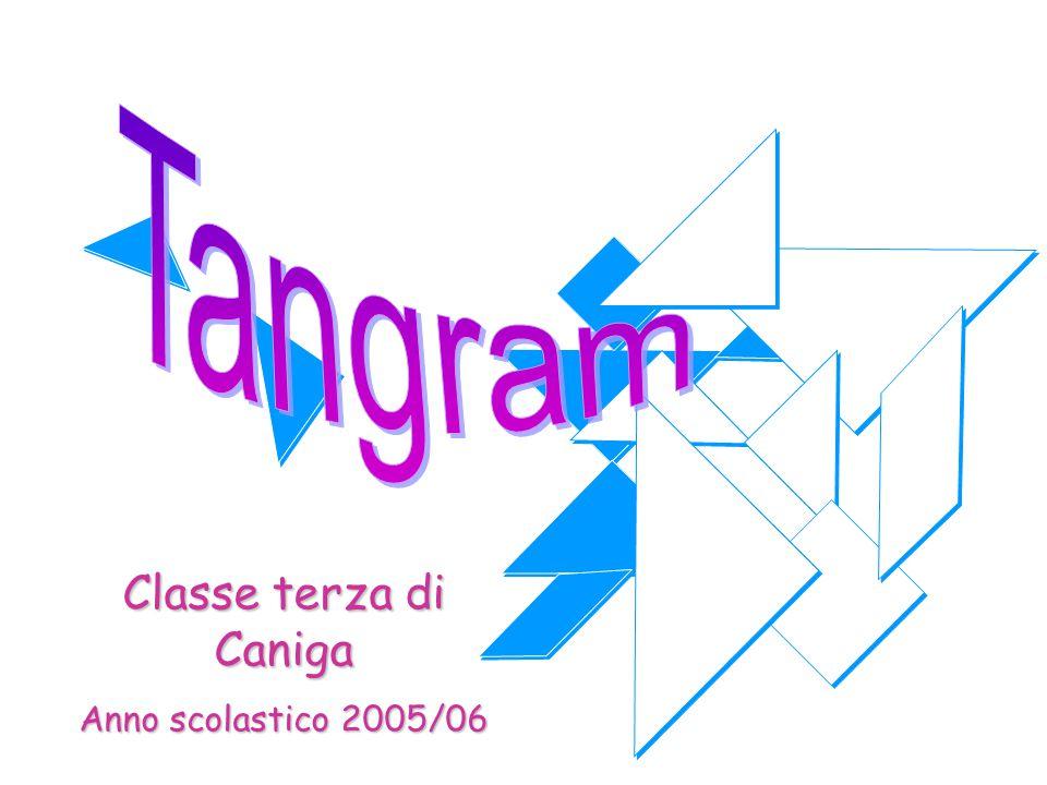 Tangram Classe terza di Caniga Anno scolastico 2005/06