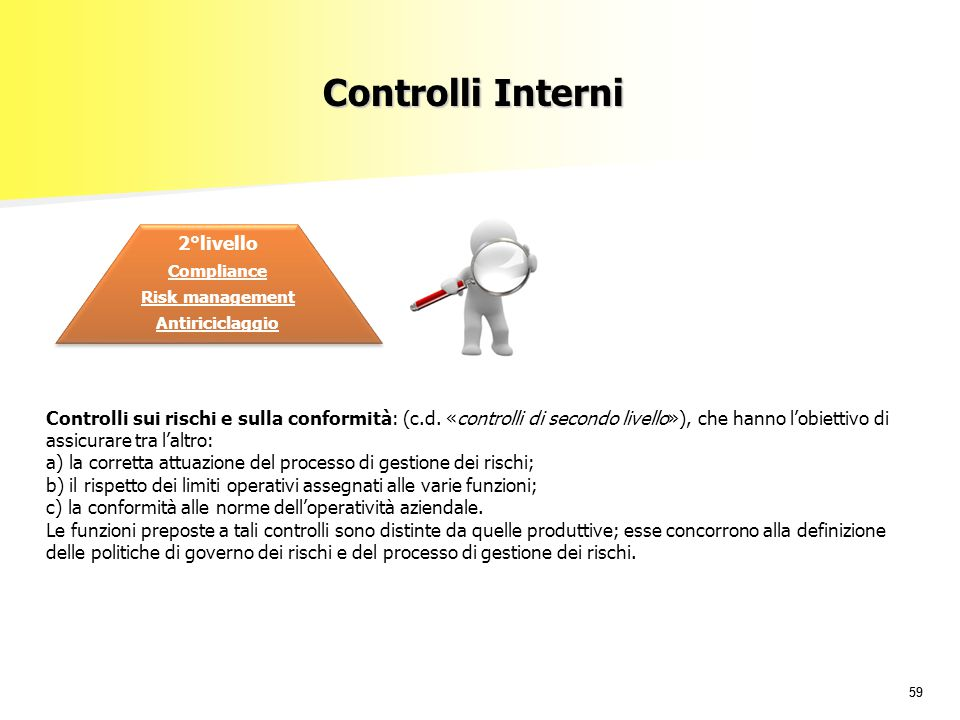 Controlli Interni 2°livello