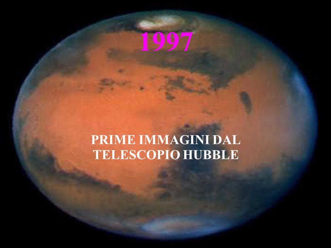 PRIME IMMAGINI DAL TELESCOPIO HUBBLE