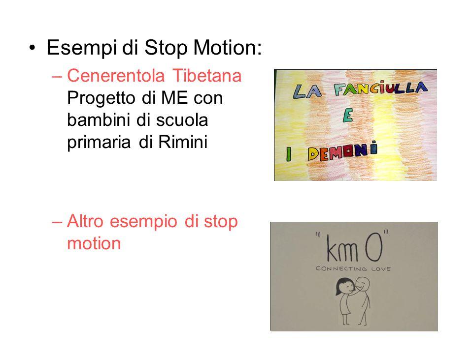 Esempi di Stop Motion: Cenerentola Tibetana Progetto di ME con bambini di scuola primaria di Rimini.
