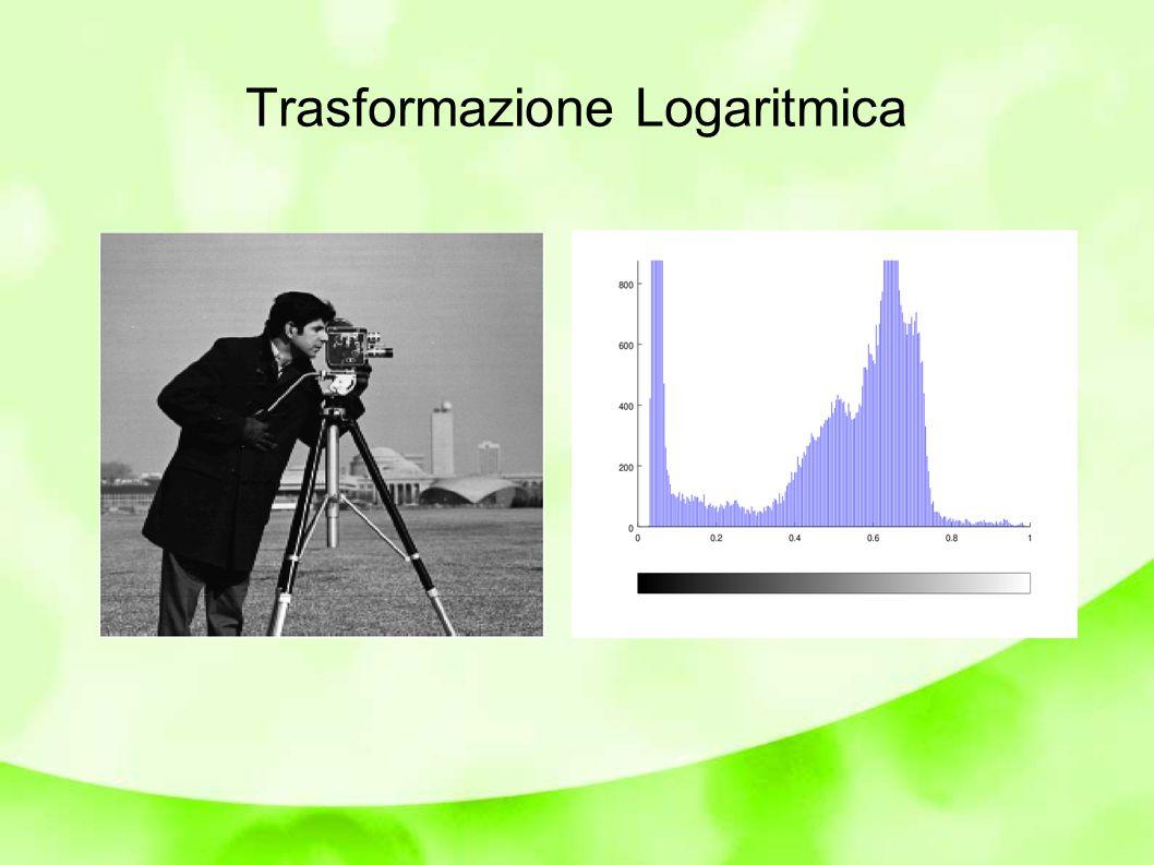 Trasformazione Logaritmica
