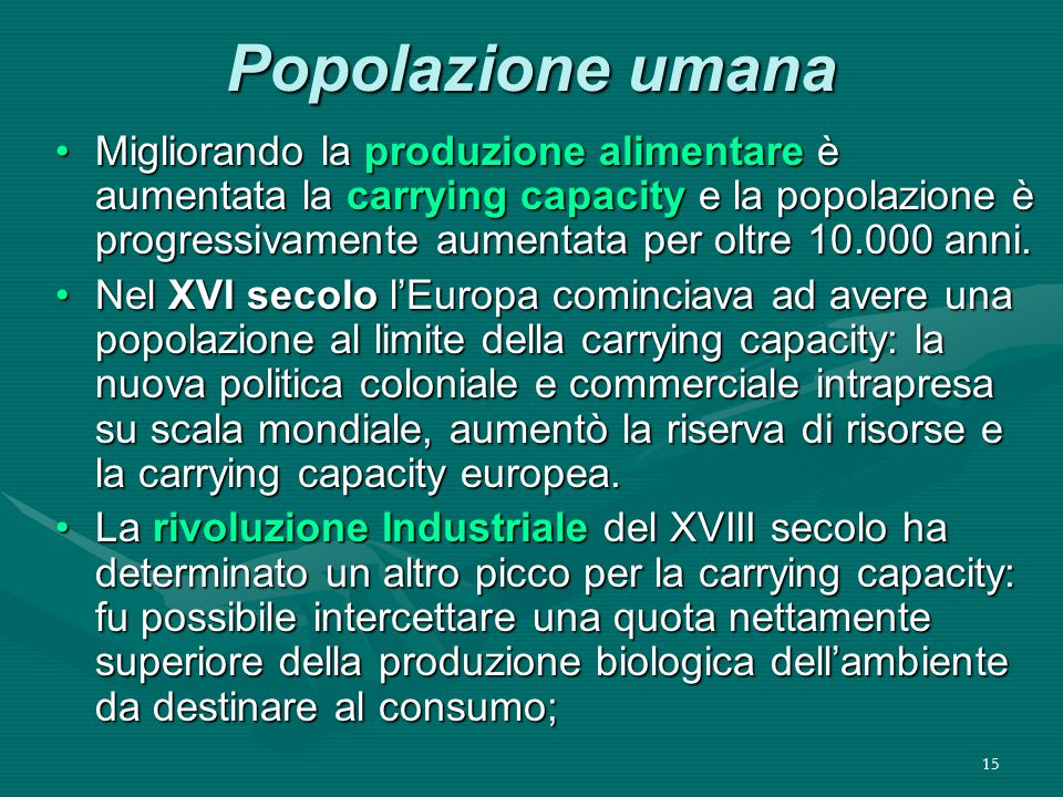 Popolazione umana