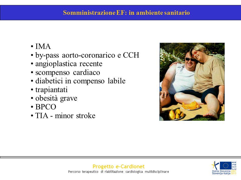 Somministrazione EF: in ambiente sanitario