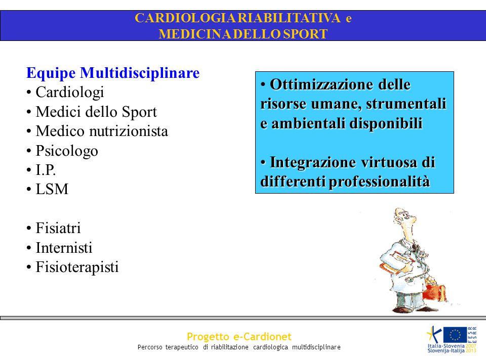 CARDIOLOGIA RIABILITATIVA e
