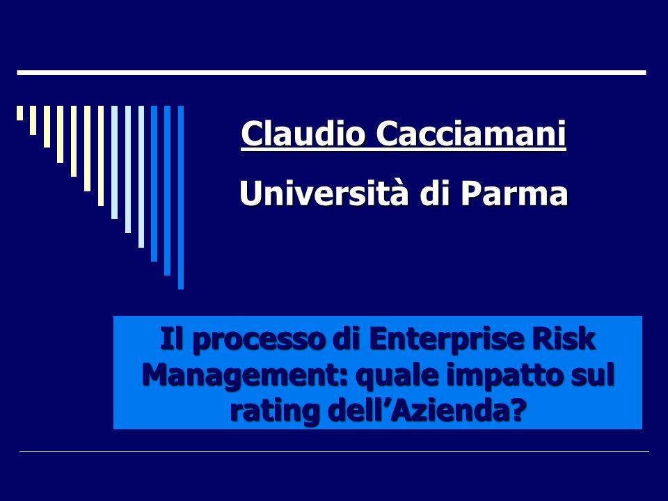 Claudio Cacciamani Università di Parma