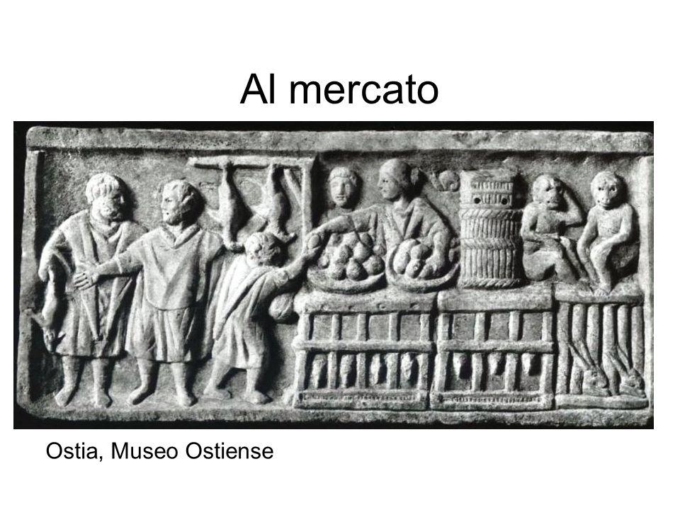 Al mercato Ostia, Museo Ostiense