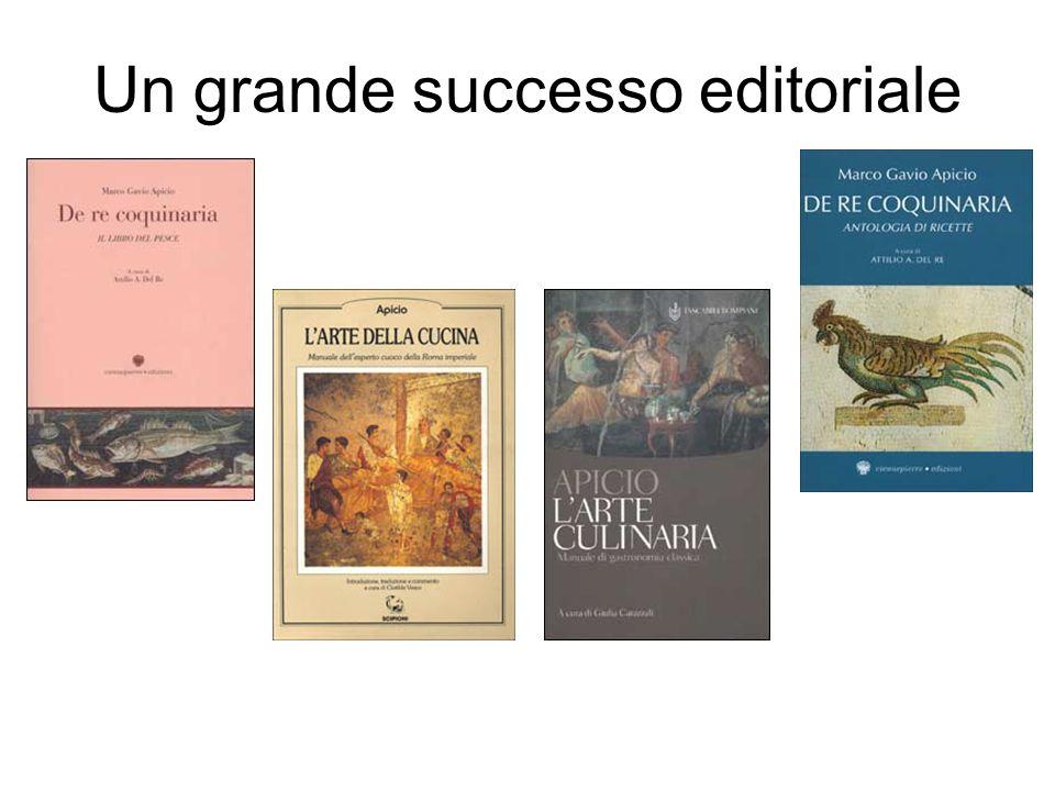 Un grande successo editoriale