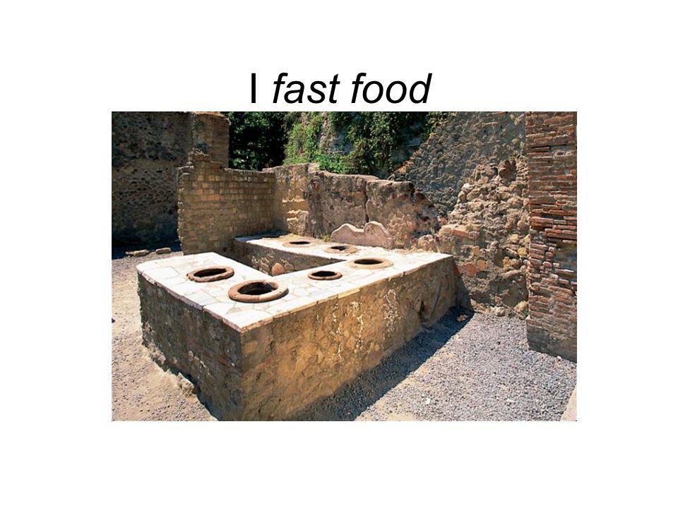 I fast food