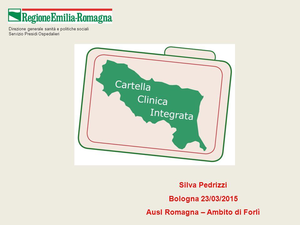 Ausl Romagna – Ambito di Forlì