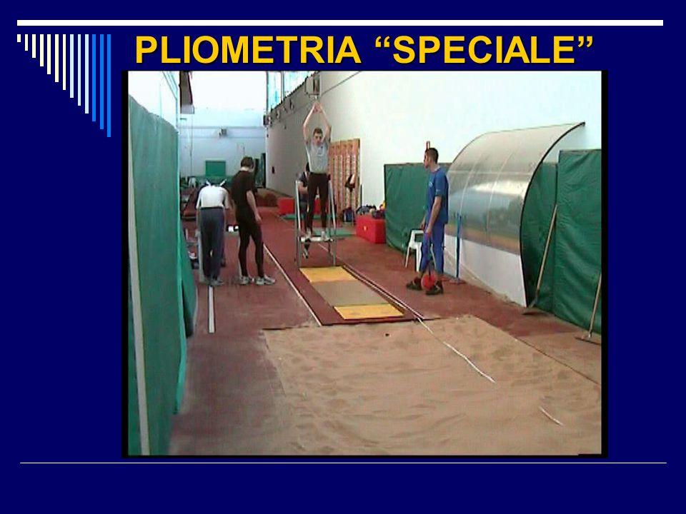 PLIOMETRIA SPECIALE