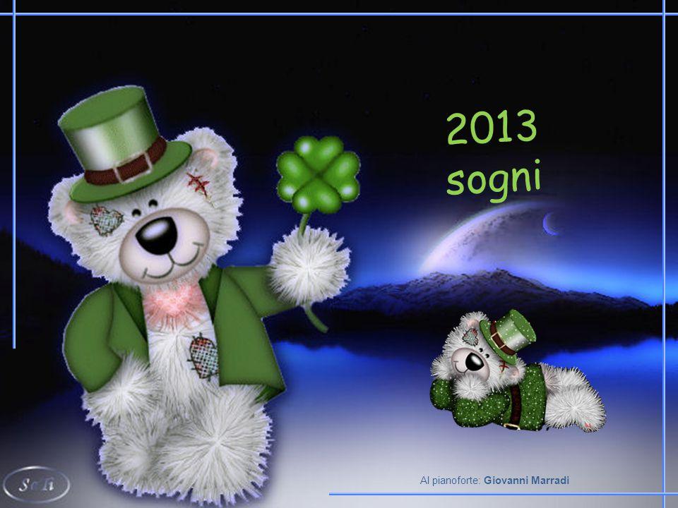 2013 sogni 2013 auguri da MONDOPPS da MONDOPPS