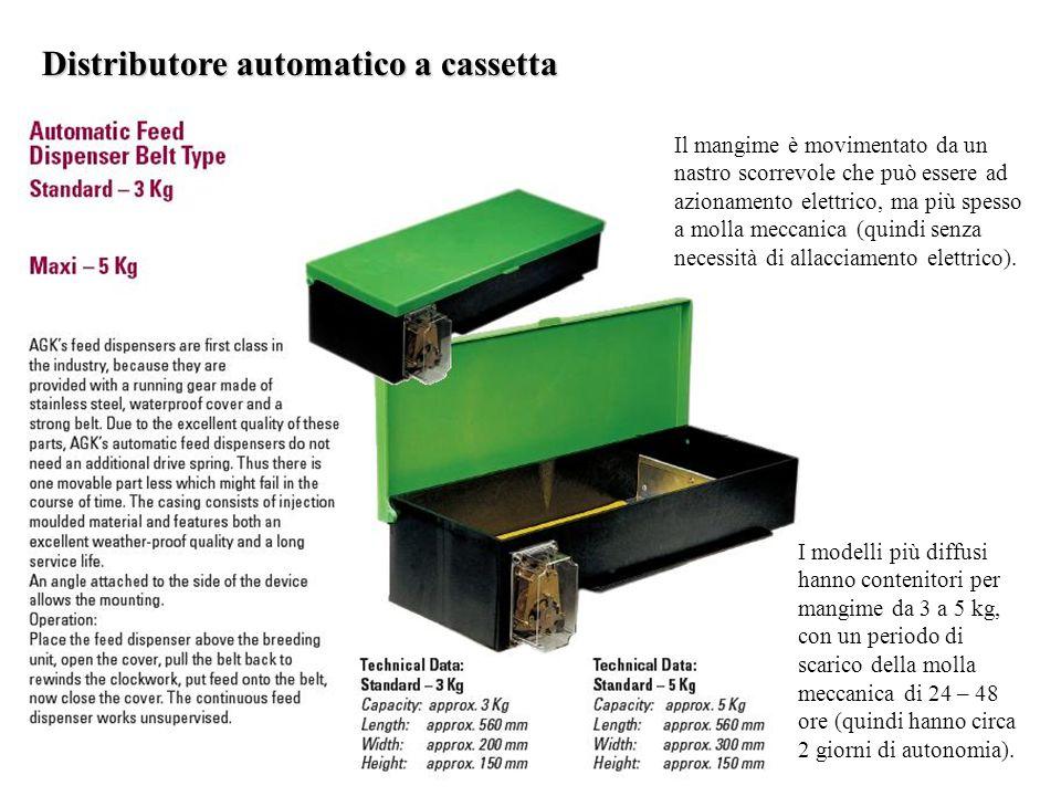 Distributore automatico a cassetta