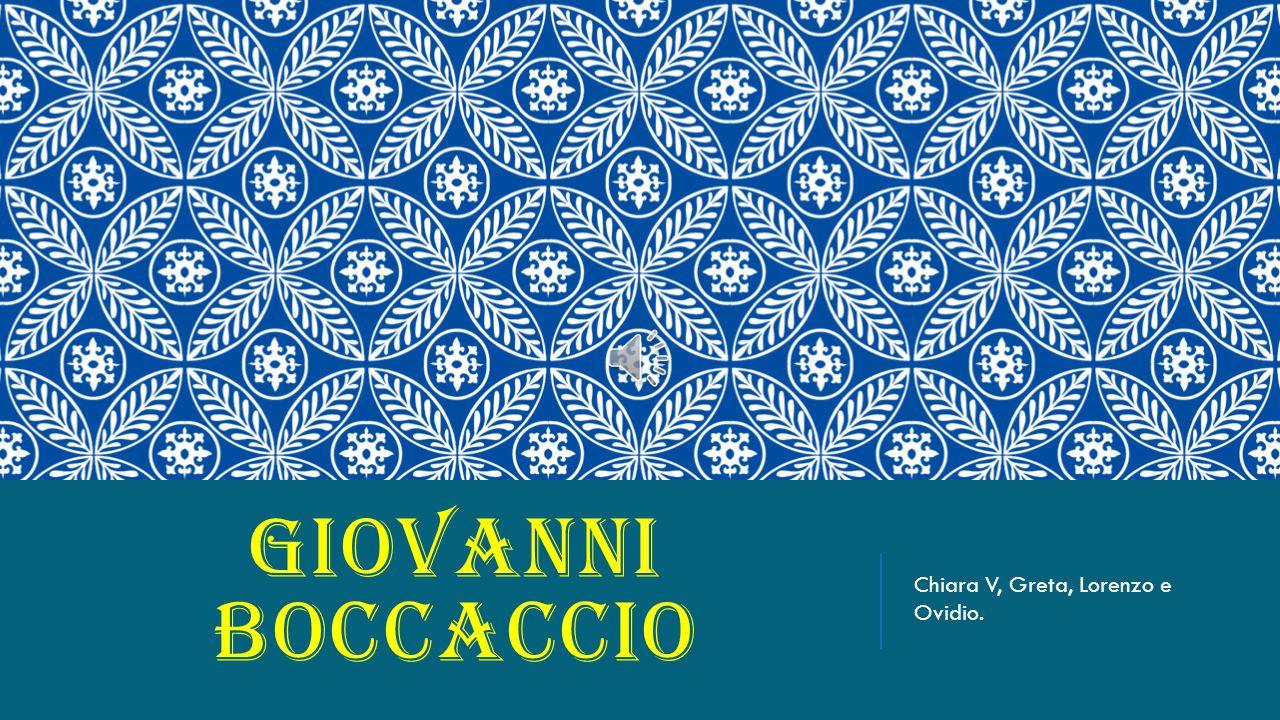 Chiara V, Greta, Lorenzo e Ovidio.