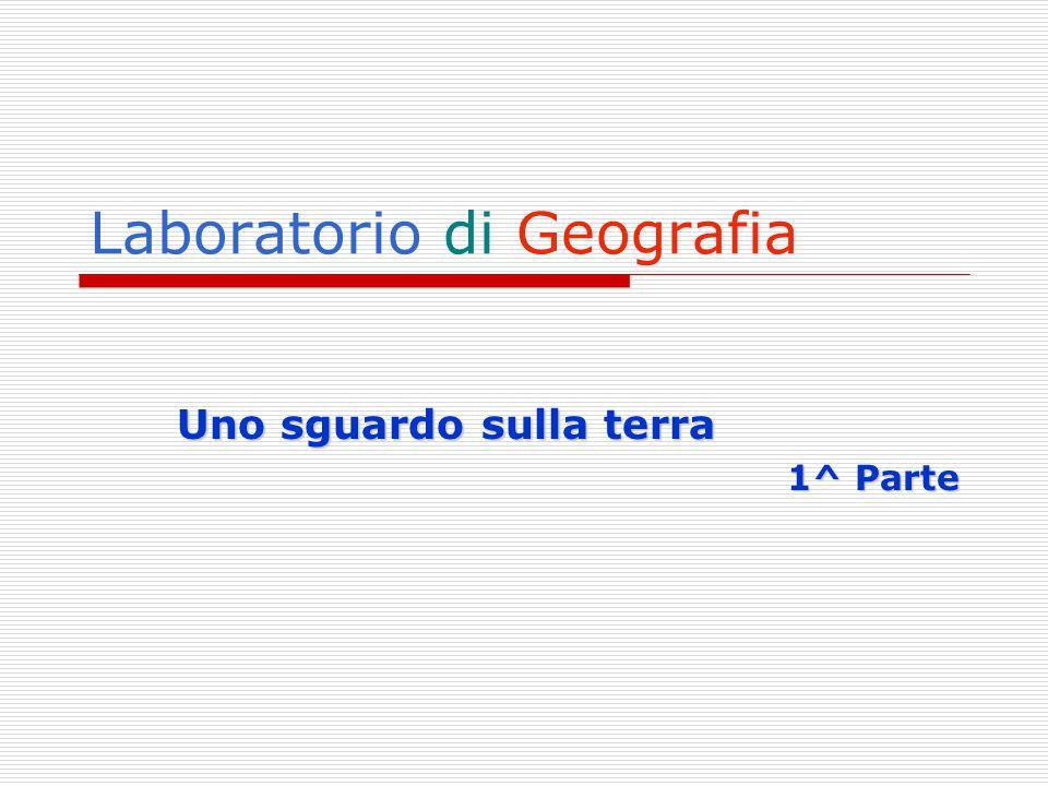 Laboratorio di Geografia