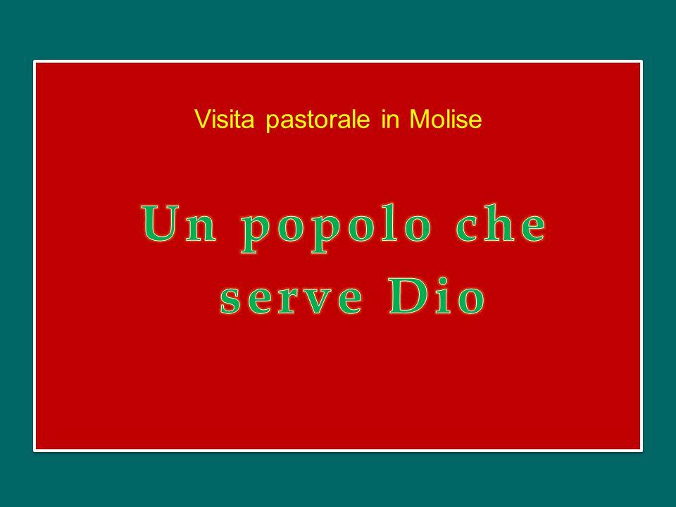 Visita pastorale in Molise