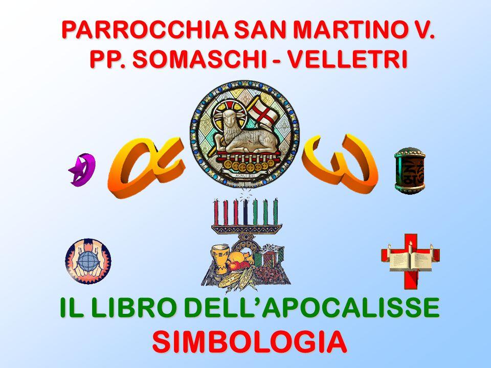 PARROCCHIA SAN MARTINO V. IL LIBRO DELL'APOCALISSE
