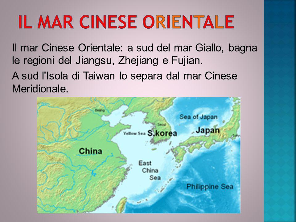 Il mar Cinese Orientale