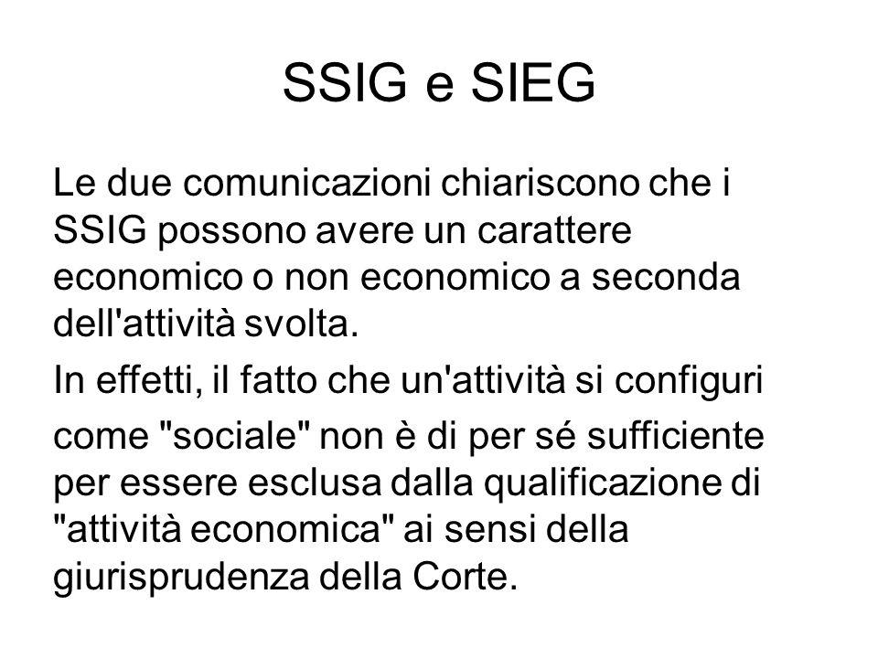 SSIG e SIEG
