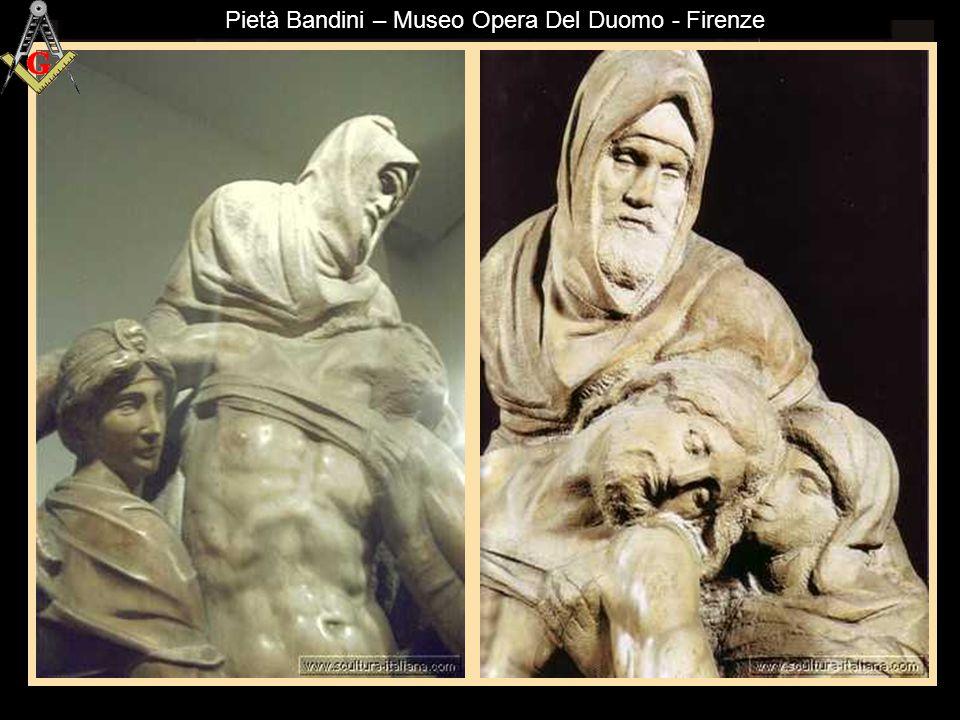 Pietà Bandini – Museo Opera Del Duomo - Firenze