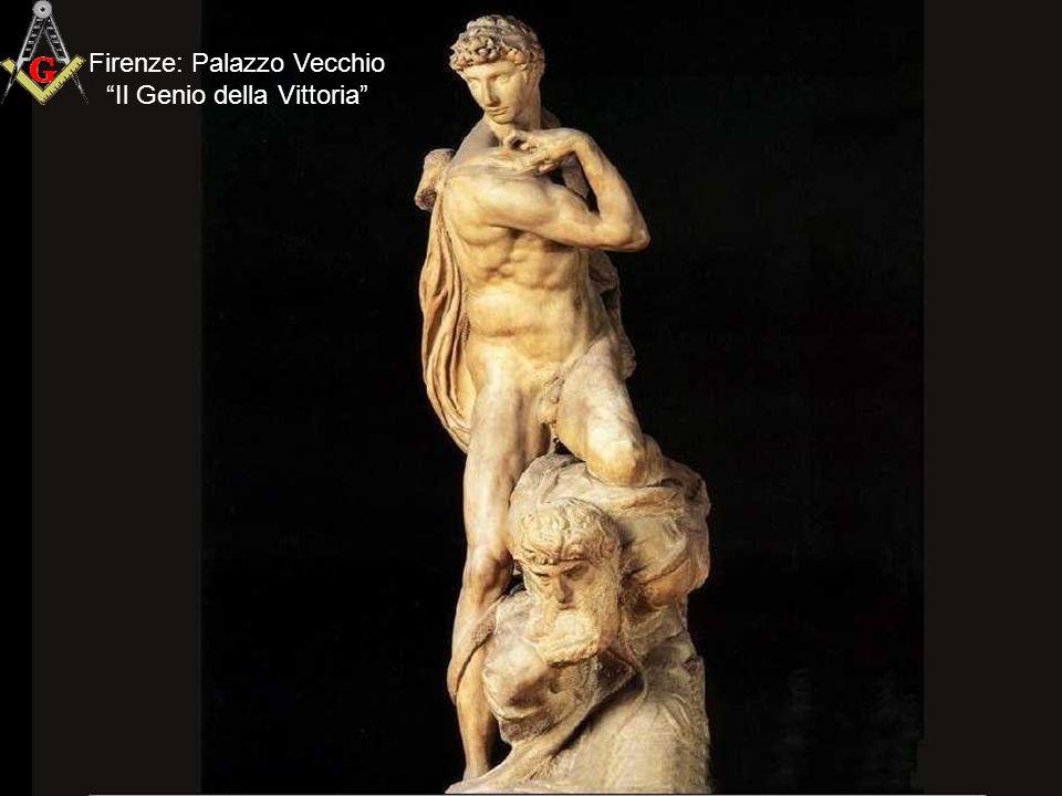Firenze: Palazzo Vecchio Il Genio della Vittoria