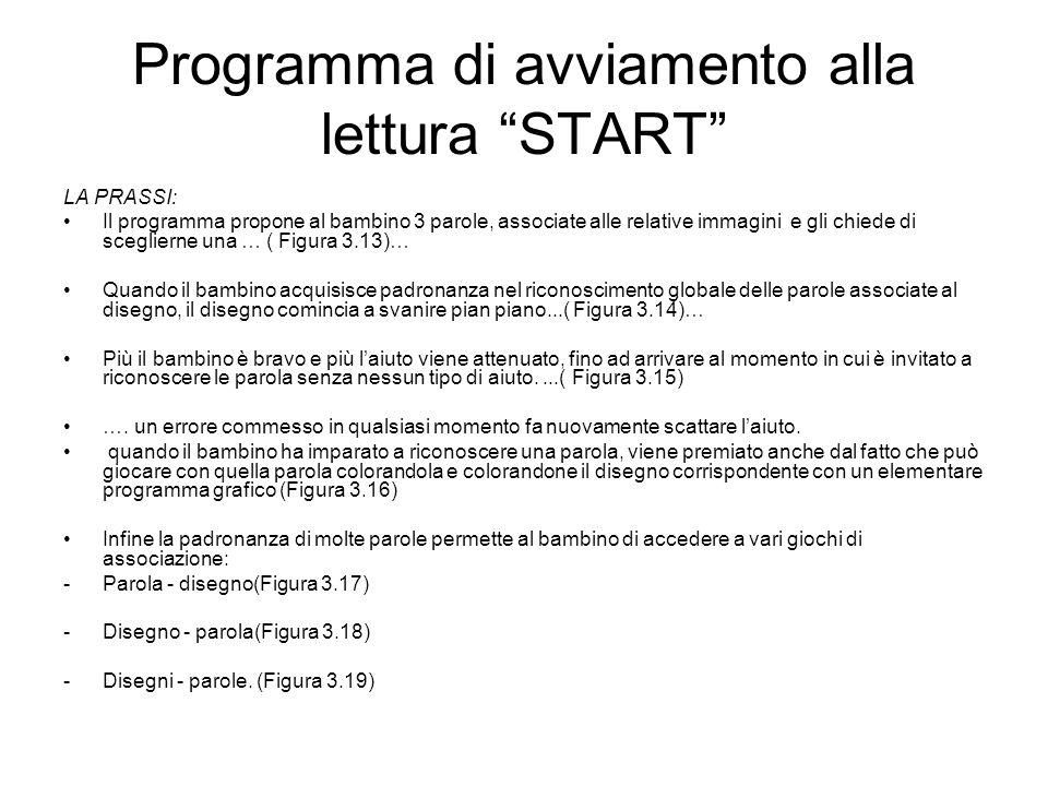 Programma di avviamento alla lettura START