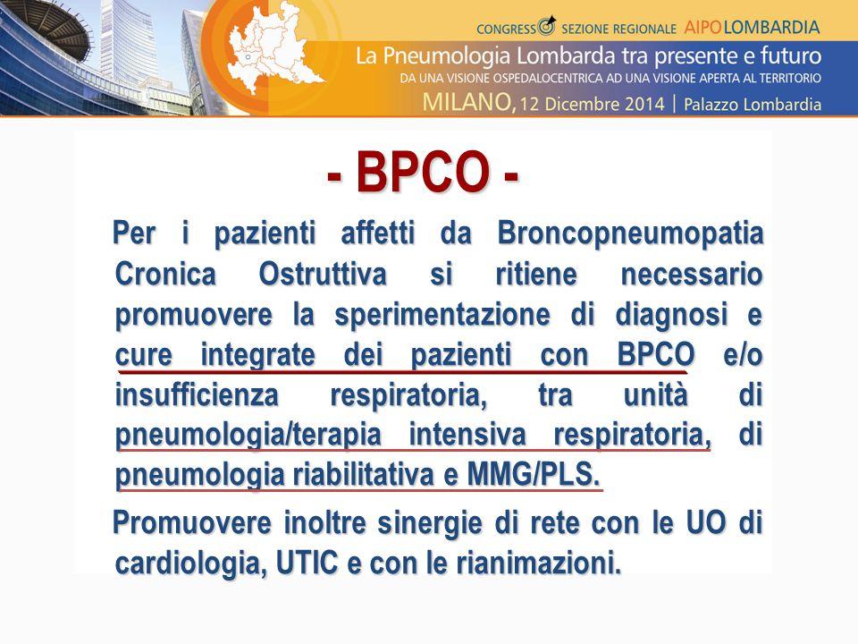 - BPCO -