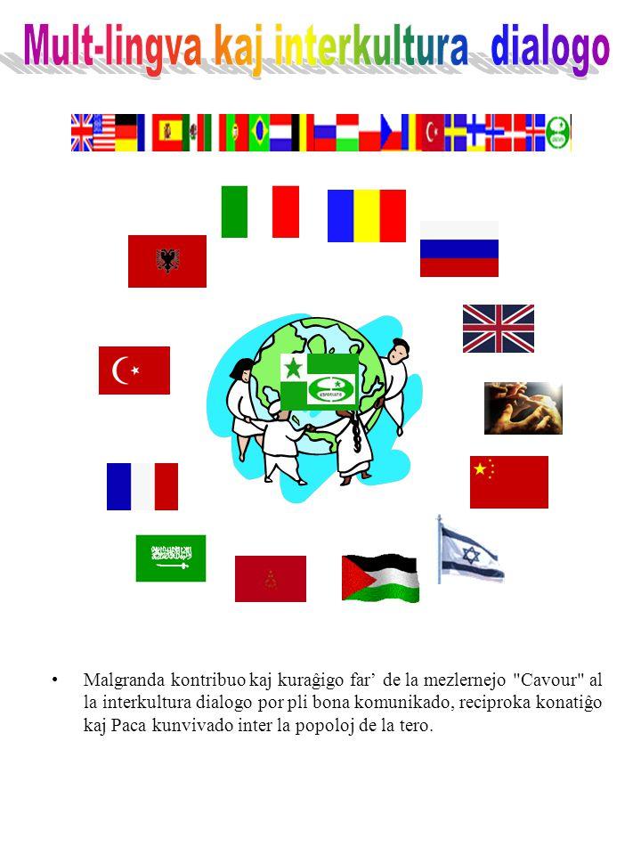 Mult-lingva kaj interkultura dialogo