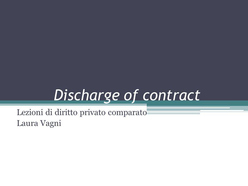 Lezioni di diritto privato comparato Laura Vagni
