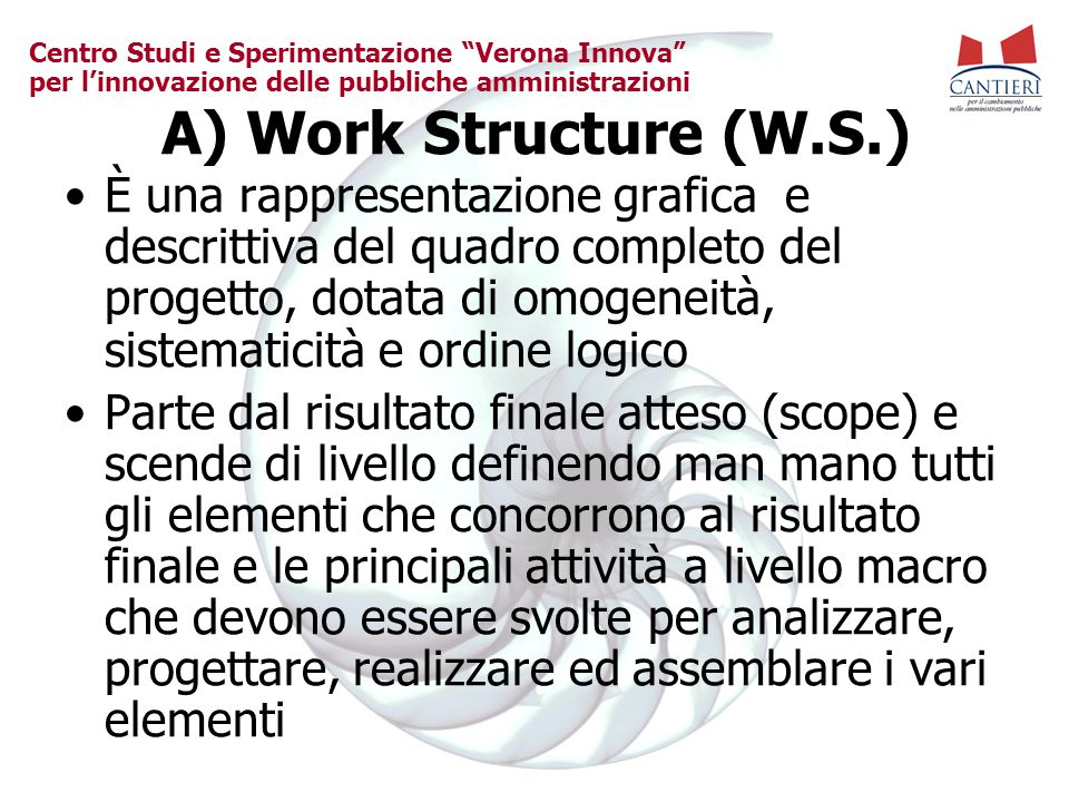 A) Work Structure (W.S.)