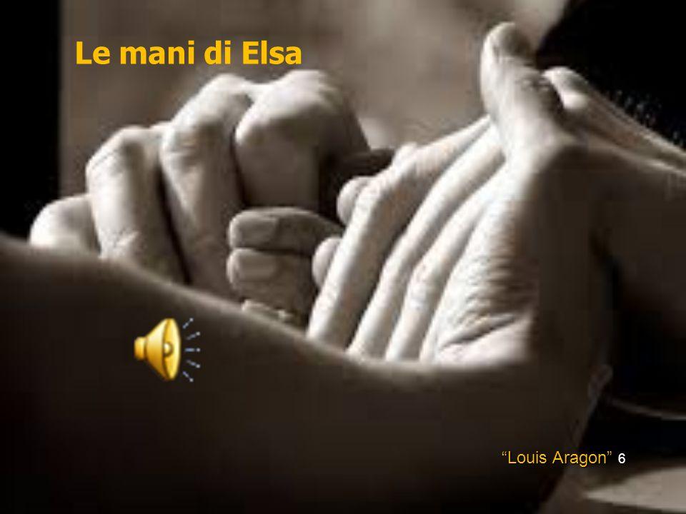 Le mani di Elsa
