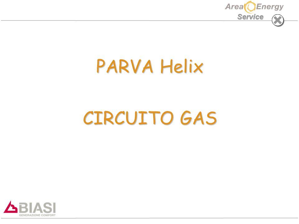 PARVA Helix CIRCUITO GAS