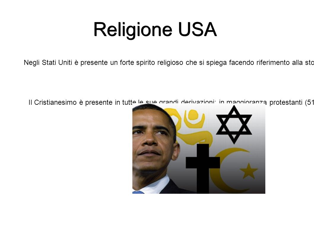 Religione USA
