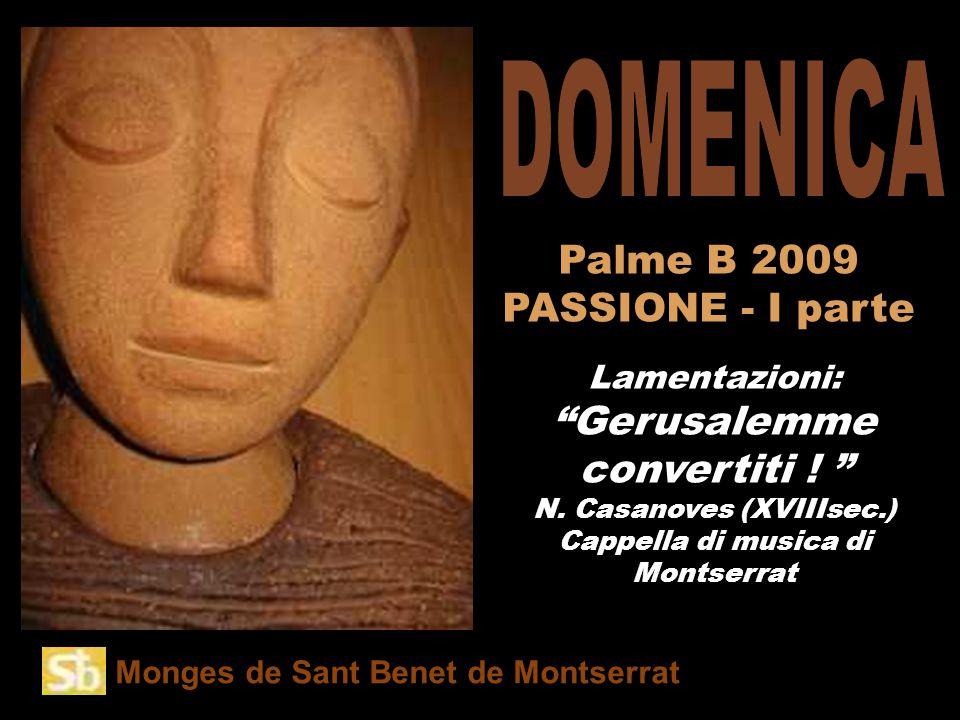 Palme B 2009 PASSIONE - I parte